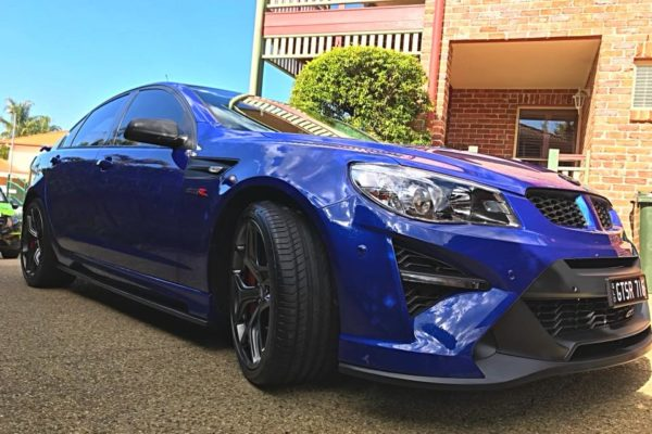 paint protection - always dry coating