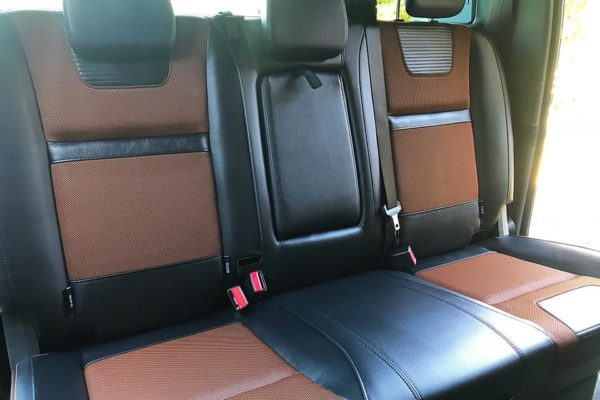 always dry leather protection - car detailing brisbane